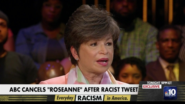Valerie Jarrett Comments on Roseanne Tweet During MSNBC Town Hall on Race