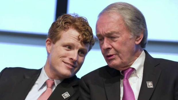 [NECN] Joe Kennedy III Confirms He Is Considering Senate Run