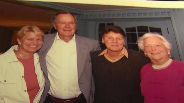 [NECN] Kennebunkport Offers Well Wishes for Barbara Bush