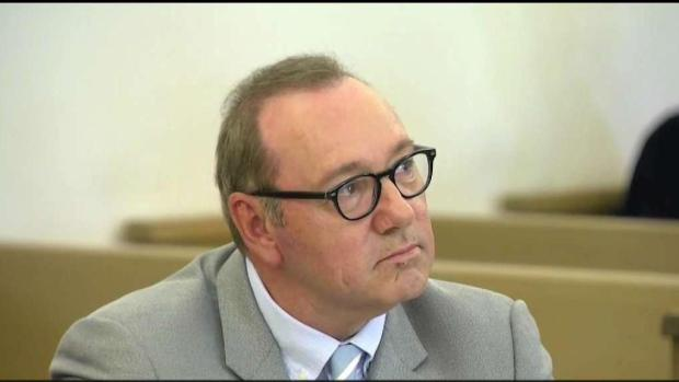 [NECN] Kevin Spacey Makes Appearance at Hearing
