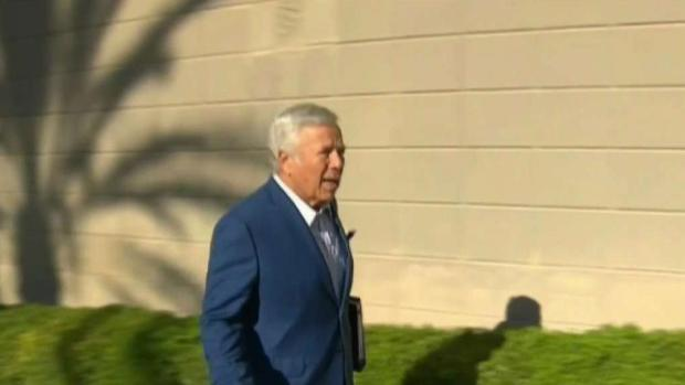 [NECN] Key Evidence Tossed in Kraft Case
