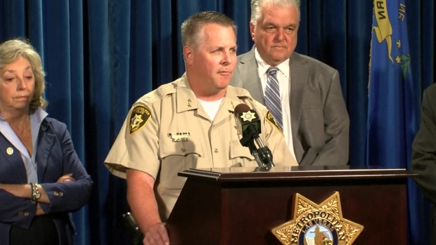 Southland Law Enforcement Steps Up Vigilance After Las Vegas Massacre