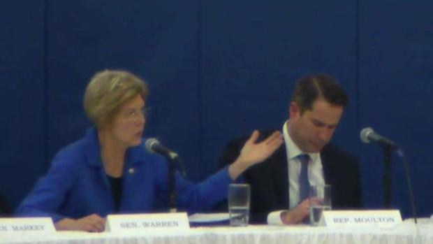[NECN] Lawmakers Demand Answers at Merrimack Valley Senate Hearing