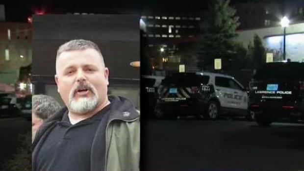 [NECN] Lawrence Police Officer Arrested for Child Rape