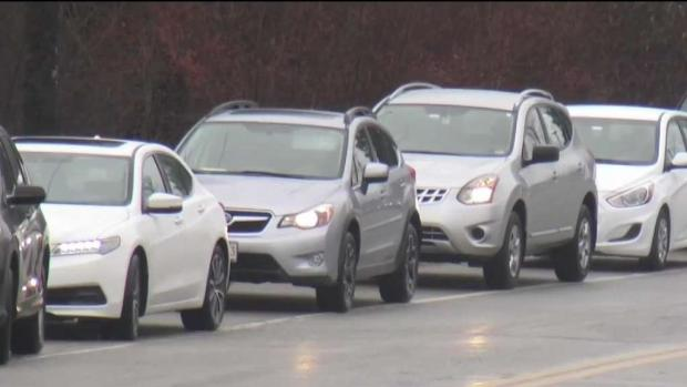 [NECN] Leicester Residents Concerned With Pot Shop Traffic
