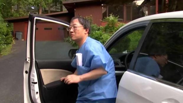 [NECN] Lexington Man Accused of Killing Wife