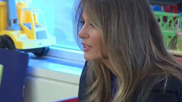 Librarian Returns Books Sent by Melania Trump