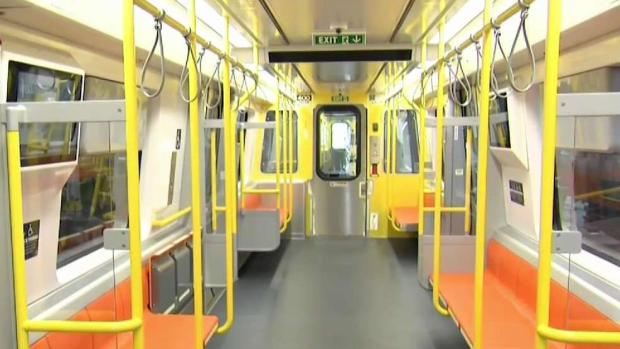 [NECN] MBTA Rolls Out New Orange Line Trains