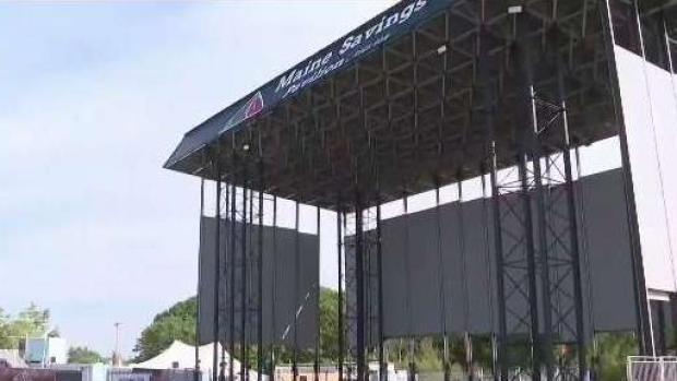 [NECN] Maine Concert Venue Still Fielding Complaints From Residents