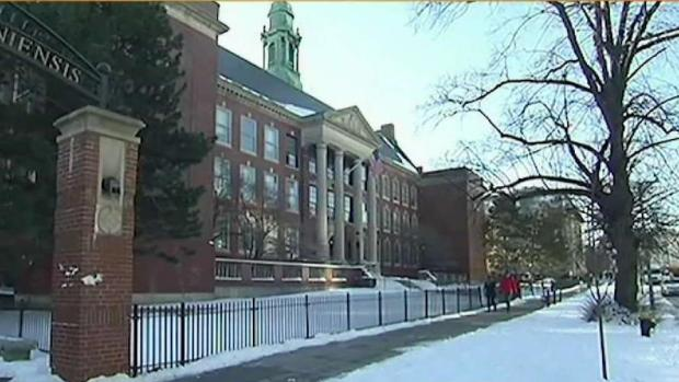 [NECN] Man Allegedly Filmed Students in Boston Latin Restrooms