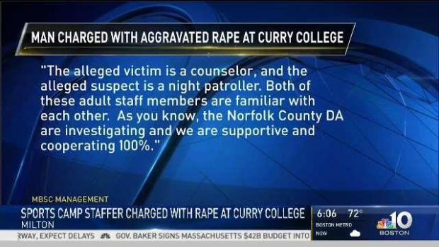 Court Documents Reveal New Details in Curry College Camp