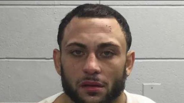 [NECN] Man Arrested in Wareham After Violent Struggle With Cops