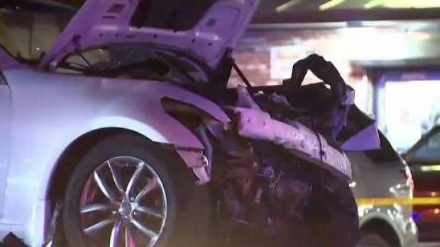Police: Man Arrested in Connection to Lawrence Crash That