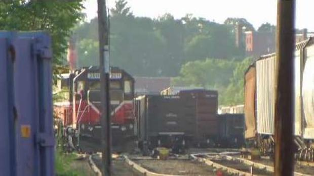 [NECN] Man Discovers Twin Babies Near Worcester Train Tracks