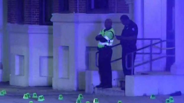 [NECN] Man Killed in Dorchester Shooting