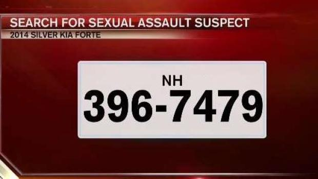 [NECN] State Police Look for Man Wanted for Kidnapping, Sexual Assault