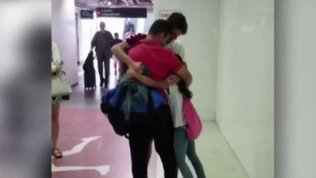 Mass. Dad Reunited With Kids Detained 5 Weeks in Michigan Facility