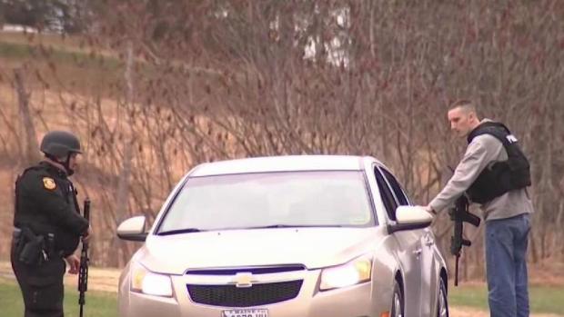 Manhunt for Suspected Maine Cop Killer Continues
