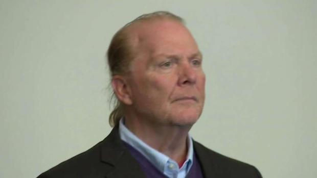 [NECN] Mario Batali Appears in Boston Court to Face Sex Assault Charge