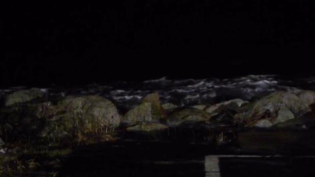 [NECN] Mass. Coast Slammed by Wind and Water