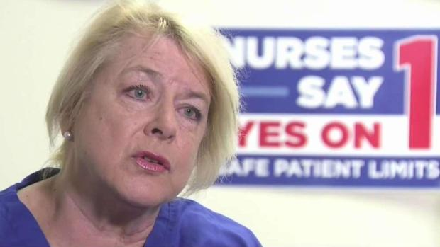[NECN] Mass. Voters to Decide on Staffing Limits for Nurses