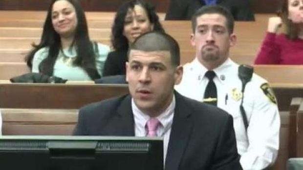 [NECN] Mass. SJC Rules to Reinstate Hernandez Murder Conviction