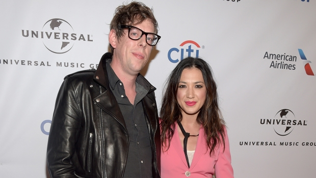 Celebrity Hookups: Patrick Carney, Michelle Branch Married