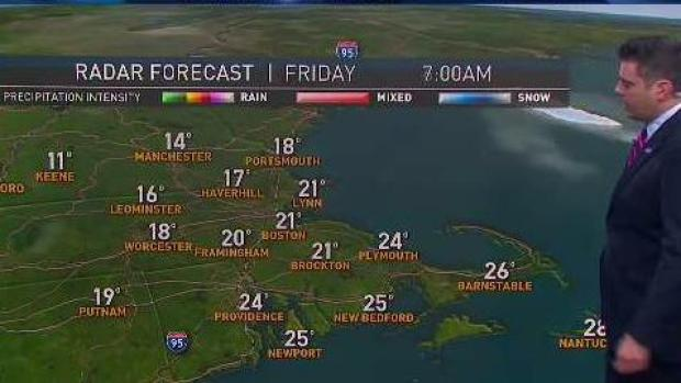 [NECN] Forecast: Sun to Clouds