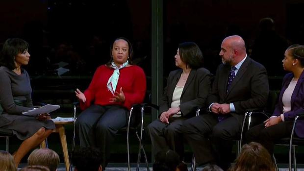 NBC Boston Holds Education Nation Town Hall