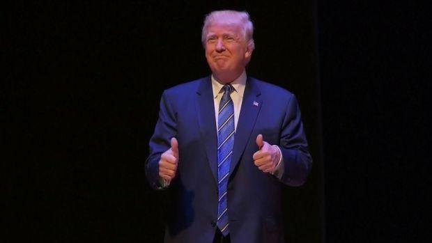 [NATL] Trump's Temperament Questioned