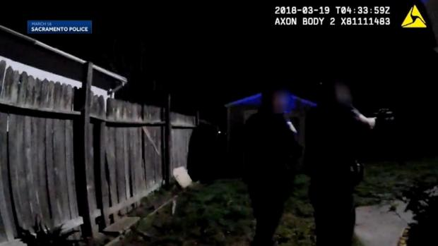 [NATL] Police Release New Video From Night of Stephon Clark's Shooting