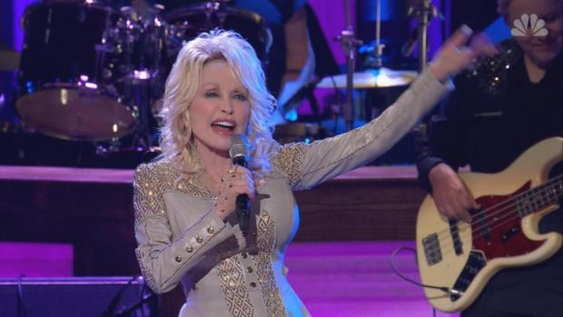 [NATL] Dolly Parton Celebrates 50 Years of Music