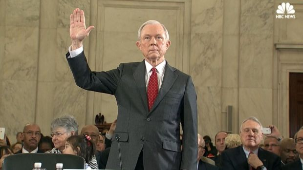 [NATL] Jeff Sessions to Testify on Russia
