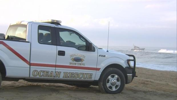 [NECN]4-Year-Old Swept Out to Sea