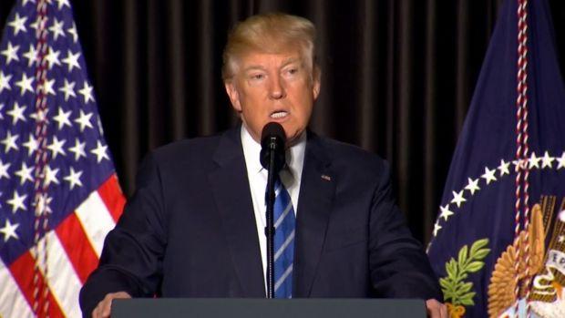 [NATL] Trump Blasts 9th Circuit Court of Appeals on Travel Ban Halt