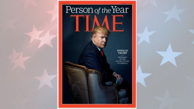 [NATL] Time Picks Trump for 2016 Person of the Year