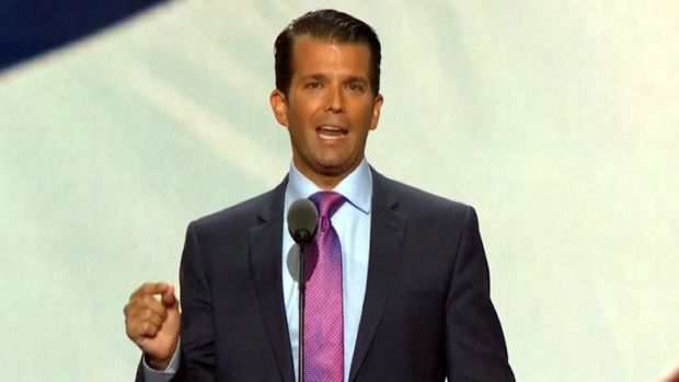 [NATL] Trump Jr. Admits to Correspondence With WikiLeaks During Trump Campaign