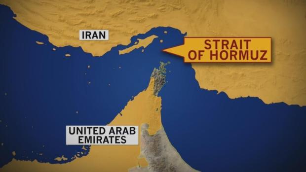 [NATL] Iran Shoots Down U.S. Military Drone