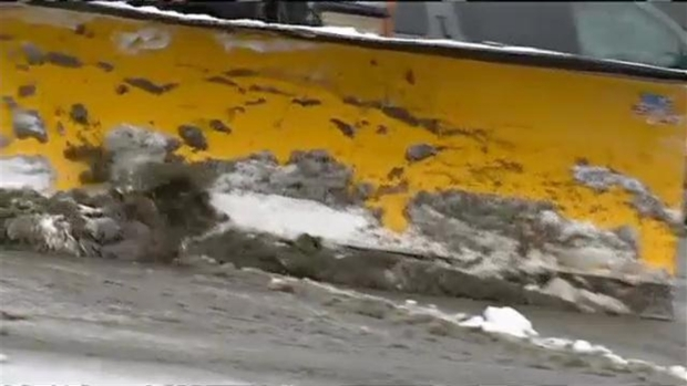 [NECN] Residents Frustrated as Snow Persists