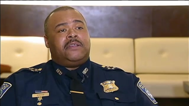 [NECN] Black History Month: Boston Police Chief Gross Makes History