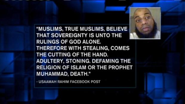 [NECN] Inside the Mind of Usaamah Rahim
