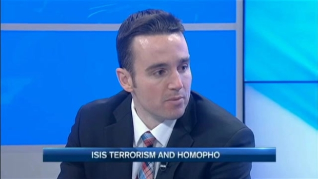 [NECN] Isis, Homophobia and The Gun Used in Orlando