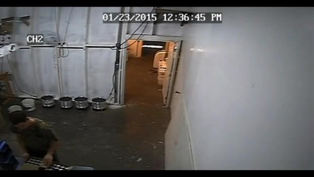 [NECN] Investigative EXPLOSION SURVEILLANCE CAM 1