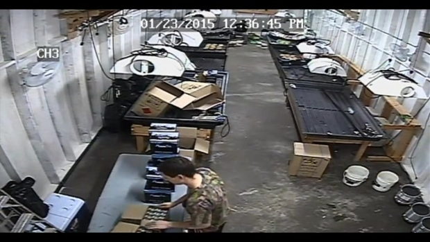 [NECN] Investigative EXPLOSION SURVEILLANCE CAM 2