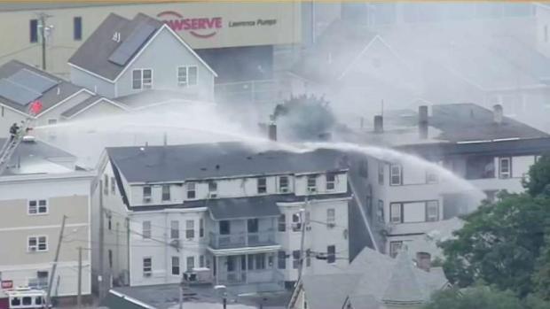 NTSB Officials Investigating Merrimack Valley Disaster