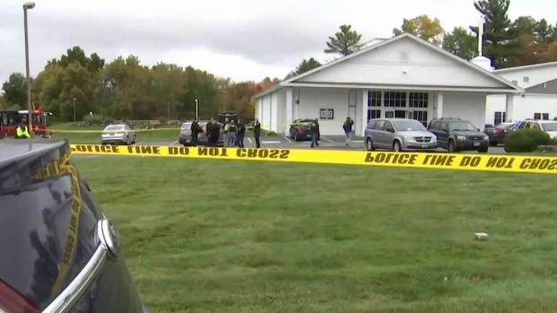 [NECN] New Charges for NH Wedding Shooting Suspect