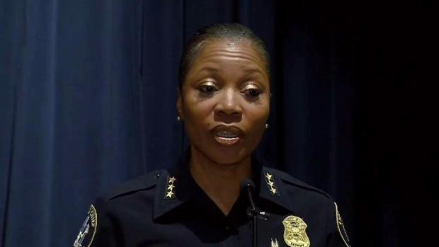 Dallas Names Detroit Woman as City's Next Chief of Police