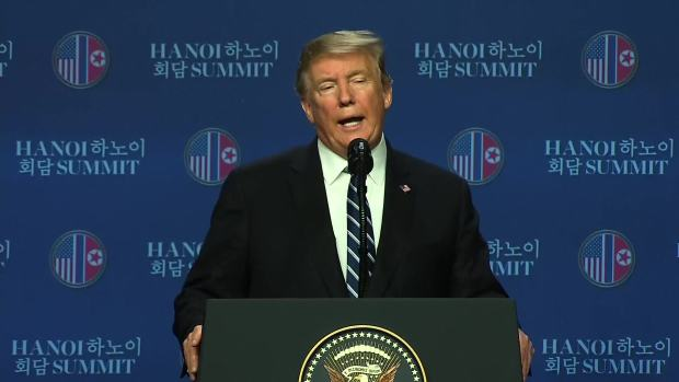 No Deal: Trump, Kim, Abruptly Cancel Nuke Summit