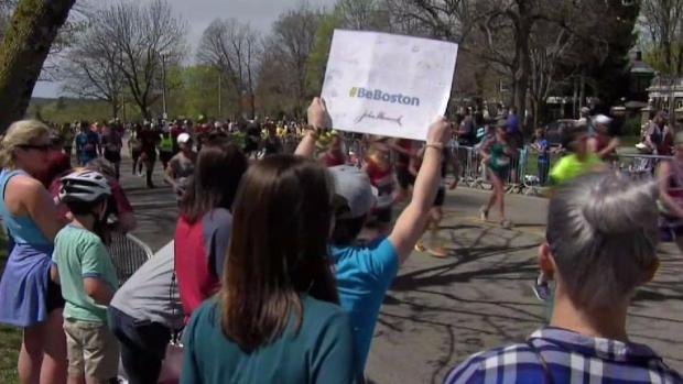 [NECN] Officials to Discuss Boston Marathon Security