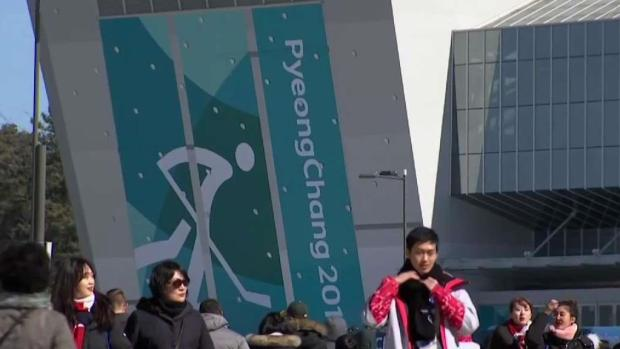 Olympic Spirit Highly Visible Among Fans in Pyeongchang